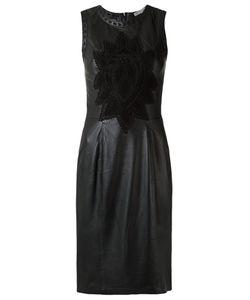 MARTHA MEDEIROS | Leather Dress