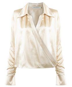 MARTHA MEDEIROS | Silk Shirt