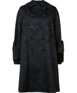Comme Des Garcons | Jacquard Double-Breasted Coat