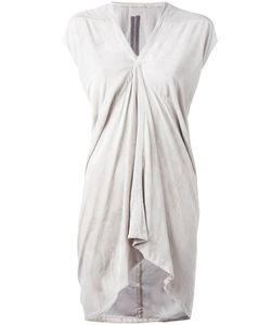 Rick Owens | Драпированное Платье