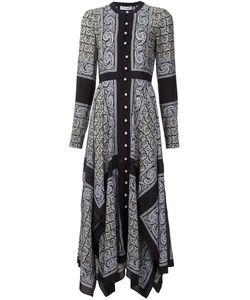 Altuzarra | Платье-Рубашка С Принтом Пейсли