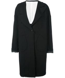 Nostra Santissima | Пальто Свободного Кроя