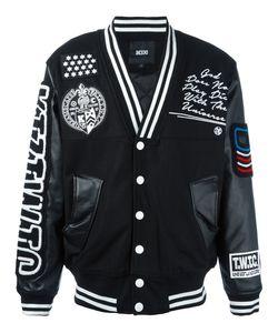 Ktz | Университетская Куртка С Нашивками