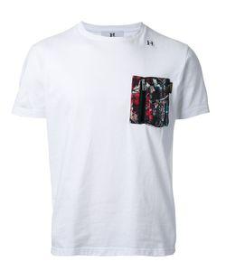 Hbns   Zipped Military Pocket T-Shirt