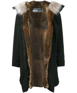 Yves Salomon | Rabbit Fur Lined Parka
