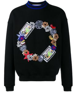 James Long | Embroidered Sweatshirt