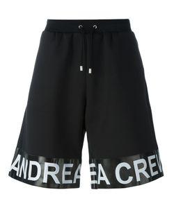 Andrea Crews   Band Shorts