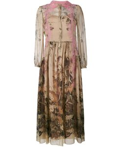Alberta Ferretti | Print Maxi Dress