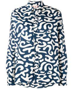 Marni | Swirl Print Shirt