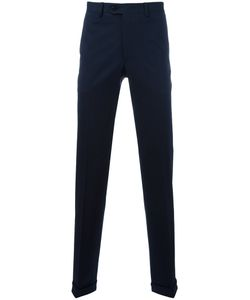 Brioni | Straight-Leg Trousers 52 Spandex/Elastane/Virgin Wool