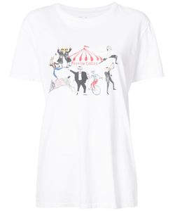 Unfortunate Portrait | Fashion Circus Print T-Shirt Women Organic