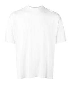 Y / PROJECT   Drawstring Gathered Back T-Shirt Size Medium