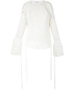 Irene | Chunky Knit Jumper Size