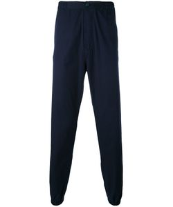 Bleu De Paname | Kung Fu Track Pants
