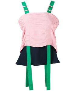 Marco De Vincenzo | Colour-Block Blouse