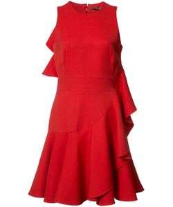 Alexander McQueen | Ruffled Mini Dress Size 4