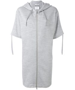 Moschino | Zipped Hoodie Dress 38