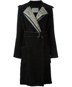 Lanvin | Пальто С Поясом