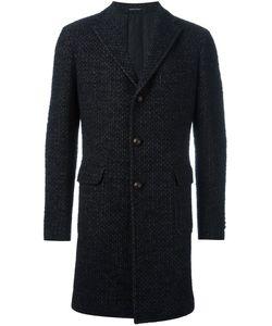 Tagliatore | Однобортное Твидовое Пальто