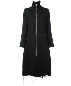 A TENTATIVE ATELIER | Zip High Collar Coat