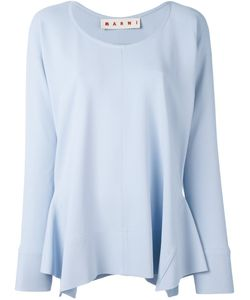 Marni | Асимметричная Блузка