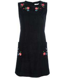 Vivetta   Мини-Платье С Вышивкой
