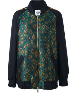 Si Jay | Куртка-Бомбер С Леопардовым Принтом