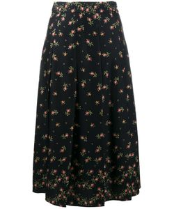 Philosophy di Lorenzo Serafini | Print Pleated Skirt