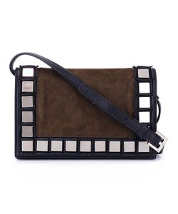 TOMASINI | Mirror Squares Crossbody Bag