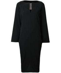 Rick Owens | Tangier Dress Size 38 Viscose/Virgin Wool