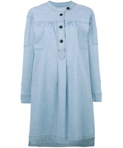 Isabel Marant Étoile | Button-Top Denim Shirt Dress 40