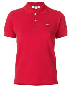 Comme des Gar ons Play | Logo Polo Shirt Women