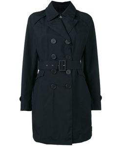 Herno   Belted Trench Coat 46 Polyester/Fluorofibra