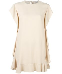 Red Valentino | Ruffled Shift Dress