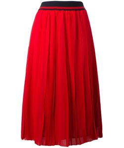 Erika Cavallini | Pleated Skirt 44 Polyester