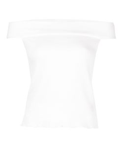 Rag & Bone | Off-Shoulder Top Medium Cotton/Modal