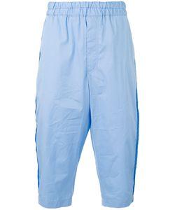 Comme Des Garcons | Comme Des Garçons Shirt Loose-Fit Bermudas Size Xl