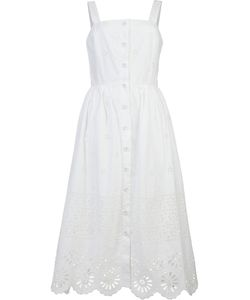Sea | Midi Eyelet Sundress 2 Cotton