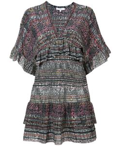 Iro | Snakeskin Print Mini Dress