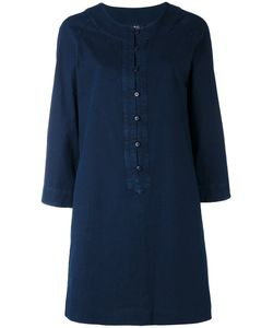 A.P.C. | A.P.C. Buttoned Flared Dress 40