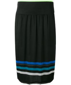 Diesel | Striped Obessie Pleated Skirt