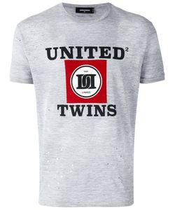Dsquared2   Футболка United Twins