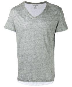 MAJESTIC FILATURES   Layered T-Shirt Size Small