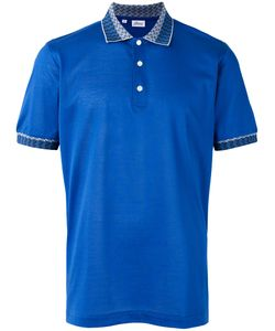 Brioni | Collar Detail Polo Shirt Size Xxl
