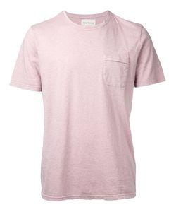 Oliver Spencer | Envelope Pocket Tshirt Medium Cotton