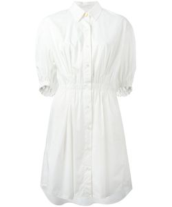 Sonia Rykiel | Elasticated Waistband Shirt Dress Size 42