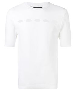 Diesel Black Gold | Oval Cut Out T-Shirt