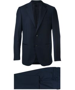 Caruso | Notched Lapel Formal Suit