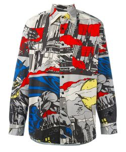 JC DE CASTELBAJAC VINTAGE | Рубашка С Принтом Batman