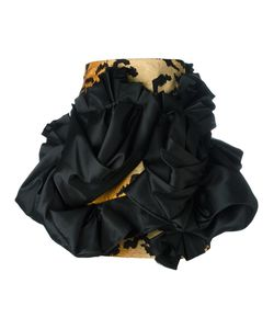 Dsquared2 | Ruffle-Trimmed Mini Skirt Size